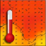 Pronóstico Semanal 24-2014: Del 9 al 15 de Junio, Calor.