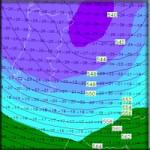Pronóstico Semanal: Del 3 al 9 de Noviembre 2014 – Más Frío