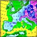 Pronóstico Especial: Ola de Frío, Nochevieja y Año Nuevo 2015
