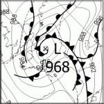 Pronóstico Especial: Ciclogénesis Explosiva, Ana. Diciembre 2017